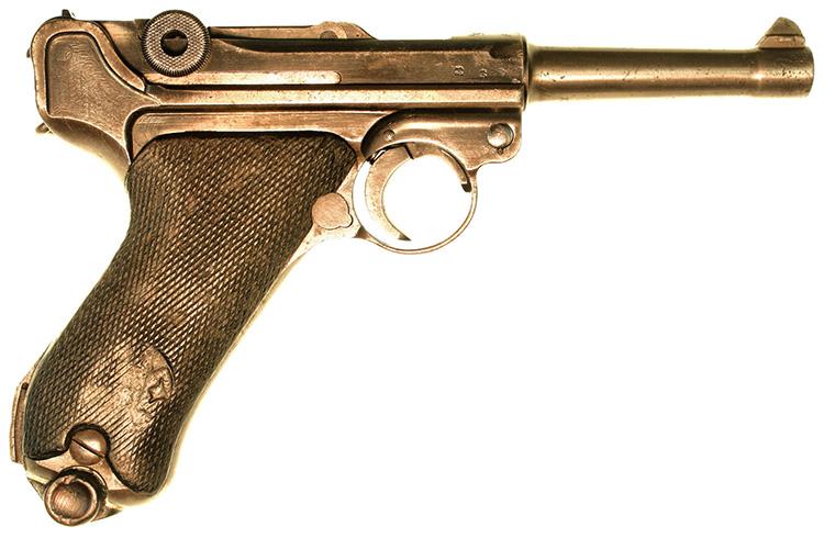FirearmSales com au - Luger Pistols